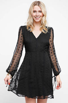 Astr Long Sleeve Tessa Dress
