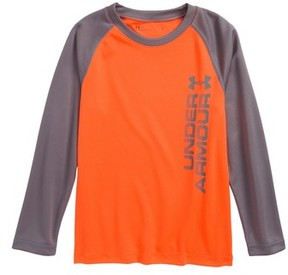 Under Armour Boy's Vertical Wordmark Reaper Shirt
