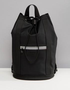 Fiorelli Sport Drawstring Duffle Backpack in Black