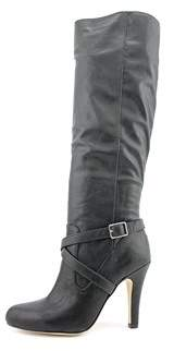 INC International Concepts Thalia Womens Black Fashion Knee-high Boots.