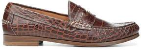 Donald J Pliner NATALE, Croco Leather Loafer