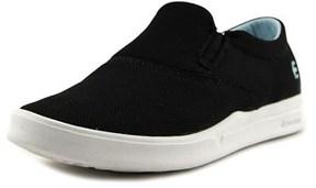 Etnies Corby Slip Round Toe Canvas Sneakers.