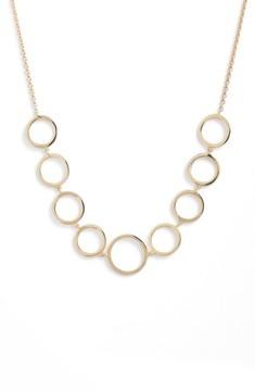 Bony Levy Women's Geo Circle Necklace (Nordstrom Exclusive)