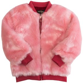 Rock Your Baby Girl's Debbie Fur Bomber