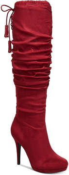 Thalia Sodi Brisa Dress Boots, Created for Macy's Women's Shoes