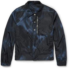 Balenciaga Printed Shell Jacket