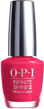 OPI Infinite Shine, She Went On and On and On