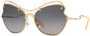 Miu Miu Sunglasses, Mu 56RS