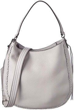 Rebecca Minkoff Leather Convertible Hobo - ONE COLOR - STYLE