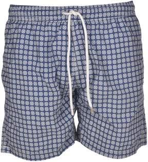 Hartford Dotted Swim Shorts