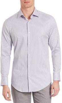G Star COLLECTION Double-Stripe Button-Down Shirt