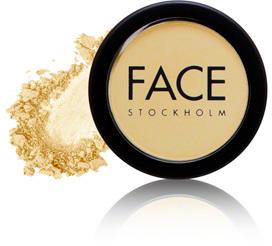 Face Stockholm Matte Eye Shadow - Lemon