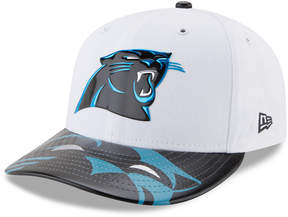New Era Carolina Panthers Low Profile 2017 Draft 59FIFTY Cap