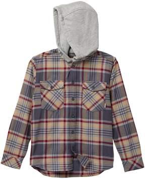 Quiksilver Hooded Tang Shirt (Big Boys)