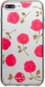 Kate Spade Hazy Rose Clear iPhone 7 Plus Case