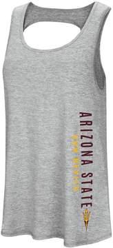 Colosseum Women's Arizona State Sun Devils Twisted Back Tank Top