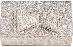 INC International Concepts I.n.c. Leesie Bow Clutch