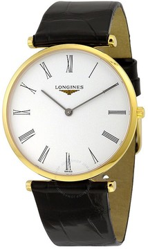 Longines La Grande Classique White Dial Men's Watch L47552112