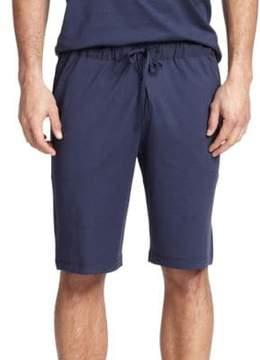 Hanro Night & Day Cotton Knit Shorts