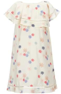 Jessica Simpson Little Girls 2T-6X Floral-Print Swing Dress