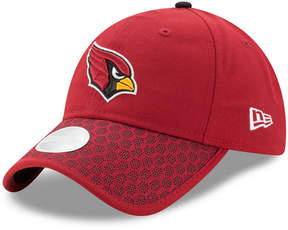 New Era Women's Arizona Cardinals Sideline 9TWENTY Cap