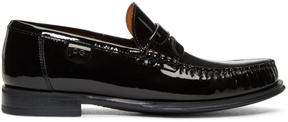 Dolce & Gabbana Black Patent Loafers