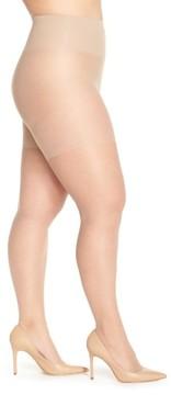 Berkshire Plus Size Women's Tummy Control Pantyhose