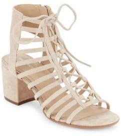 Pour La Victoire Amabelle Leather Sandals