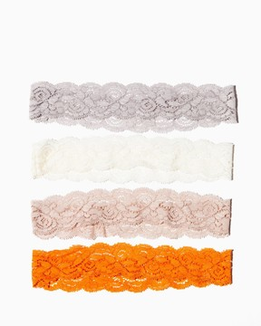 Everyday Lace Hair Wrap Set