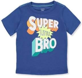 Carter's Baby Boys' T-Shirt - royal blue, 18 months
