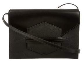 Hermes Clemence & Box Faco Clutch - BLACK - STYLE