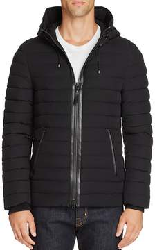 Mackage Ozzy Hooded Quilted Down Jacket