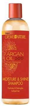 Crème of Nature® Moisture & Shine Shampoo with Argan Oil - 12 oz