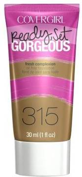 CoverGirl Ready, Set Gorgeous Liquid Makeup Foundation