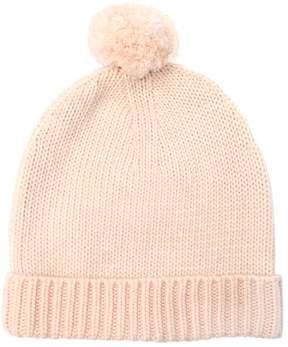 Chloé Wool Blend Hat W/ Pompom