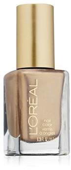 L'Oreal Paris Colour Riche Nail Polish, 580, Because You're Worth It.