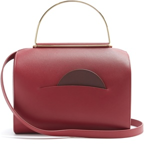Roksanda Signature leather bowling bag