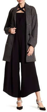 Finders Keepers Seidler Double Breasted Coat