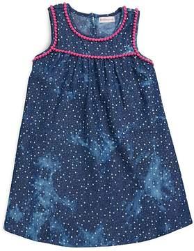 Design History for Girls Little Girl's Printed Sleeveless Dress
