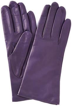 Portolano Basic Violet Cashmere Lined Gloves