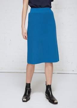 Calvin Klein Knit Midi Skirt