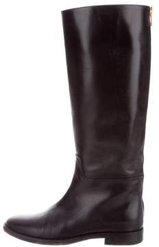 Tom Ford Leather Riding Boots