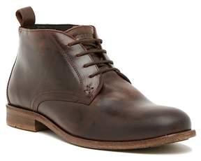 Wolverine Deacon Leather Chukka Boot