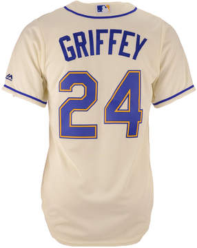 Majestic Men's Ken Griffey Jr. Seattle Mariners Cooperstown Player Replica Cb Jersey