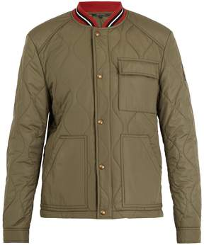 Belstaff Haverford quilted padded jacket