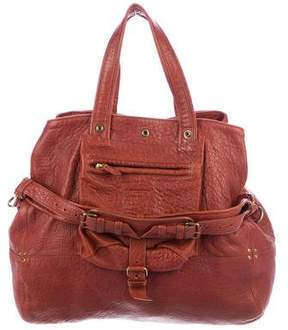 Jerome Dreyfuss Leather Billy Bag