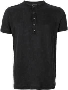 Majestic Filatures button-down T-shirt