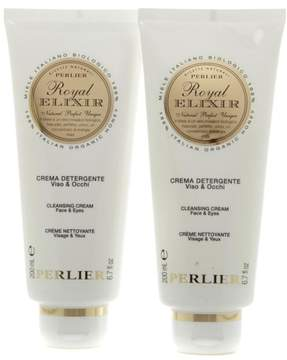Perlier Royal Elixir Cleansing Cream Duo