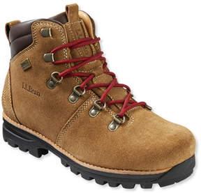L.L. Bean Women's Knife Edge Waterproof Hiking Boots, Suede