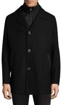 HUGO Balreto Classic Coat